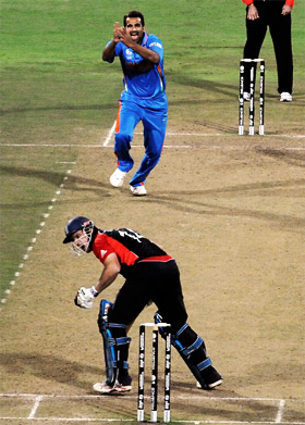 India-England