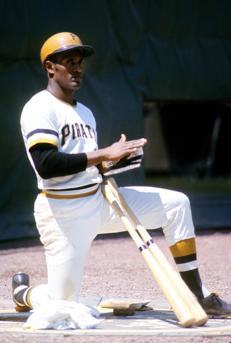 OTL: The enduring mystery of Roberto Clemente's bat