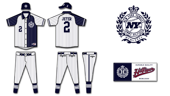 road uniform nyy
