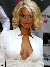 jessica simpson b Jessica Simpson Exposed