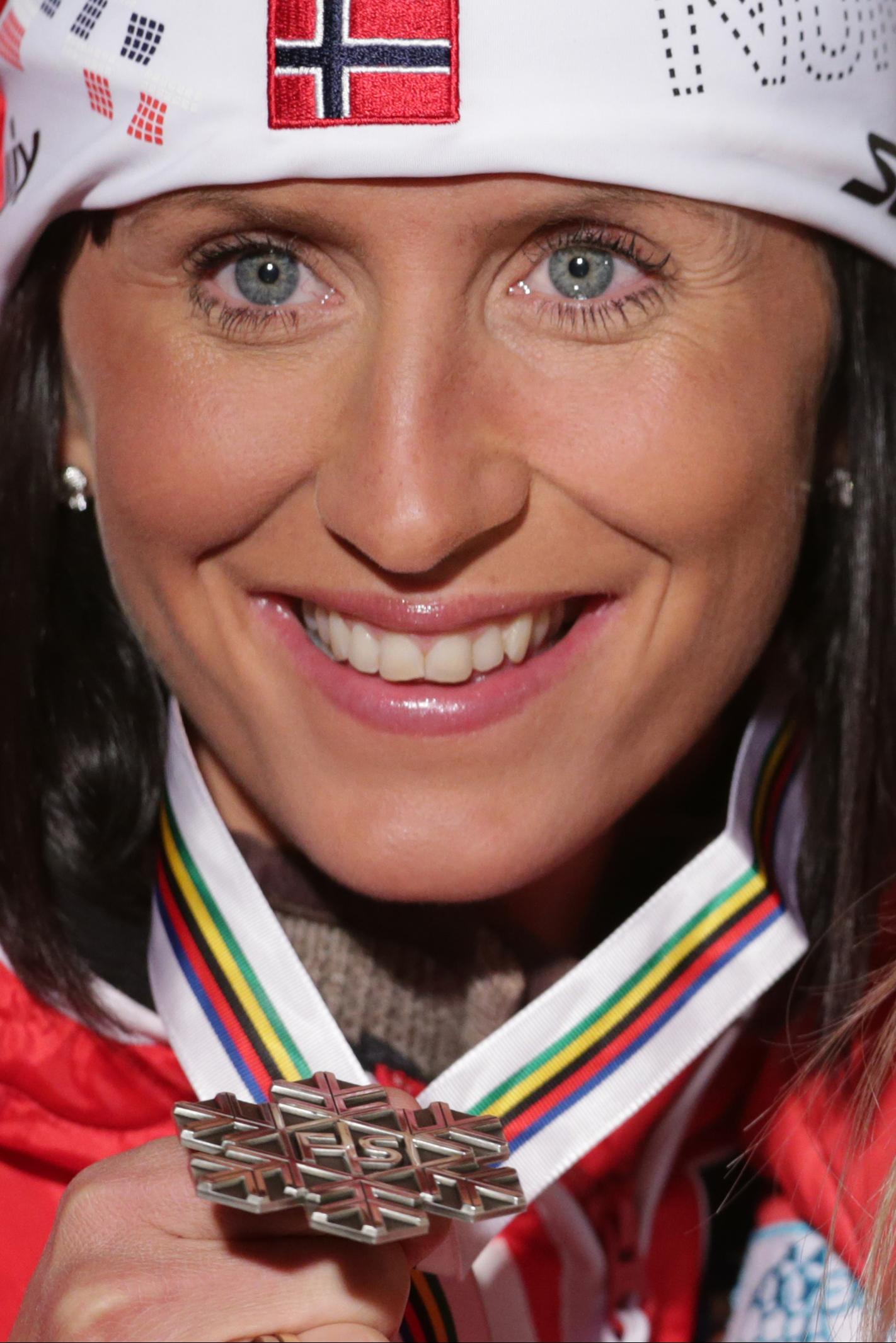 Marit bjoergen 2014 winter olympics olympic athletes sochi