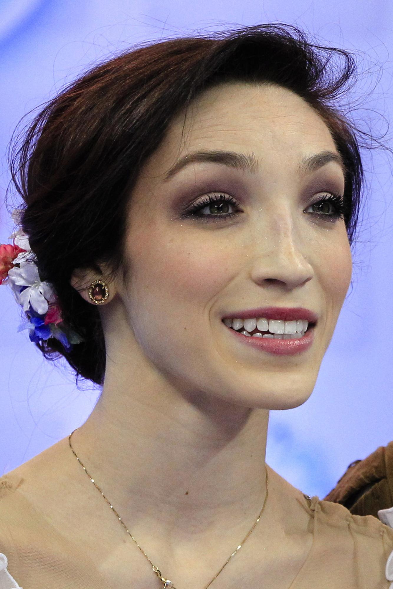 Meryl Davis - 2014 Winter Olympics - Olympic Athletes - Sochi, Russia ...