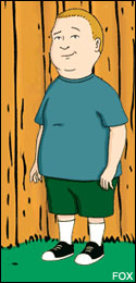 Bobby Hill Wallpaper