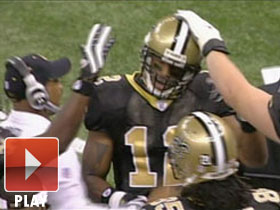 Can't-Miss Play: Colston flea flicker catch
