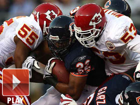 Kansas City Chiefs vs. Chicago Bears - Recap - August 07, 2008 - ESPN