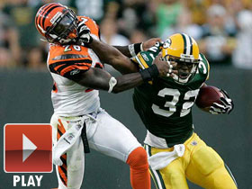Bengals vs. Packers Highlights