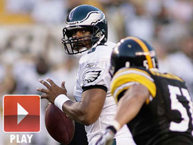 Donovan McNabb highlights