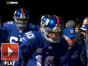 San Francisco New York Giants