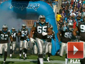 Carolina Panthers Detroit Lions