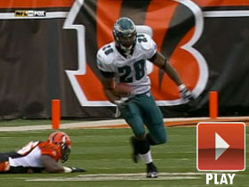 Philadelphia Eagles Cincinnati Bengals