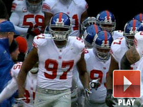 New York Giants Washington Redskins