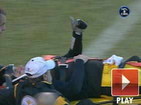 Ben Roethlisberger Injury