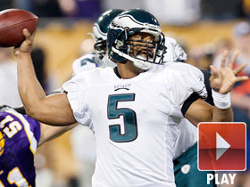 Philadelphia Eagles Minnesota Vikings
