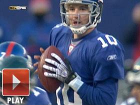 Eagles-Giants Highlights