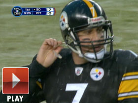 Ben Roethlisberger highlights