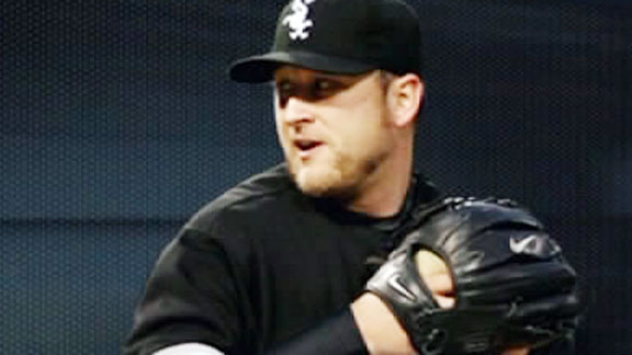 mark buehrle perfect game highlights