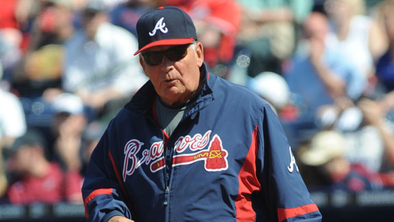 Farewell, Bobby Cox: The Atlanta Braves Will Miss You - SPORTS