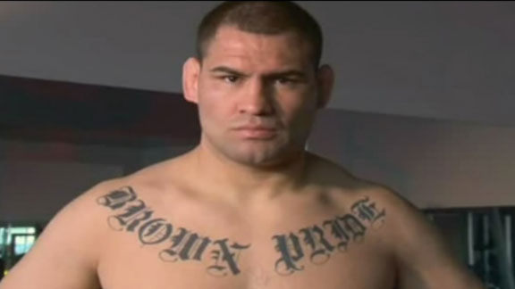 Cain Velasquez on his tattoos and their meaning