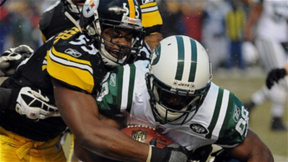 Pittsburgh Steelers 24, NY Jets 19: Steelers Run Defense The Difference