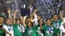 Jugadores del Tri hablan del triunfo en Copa Oro