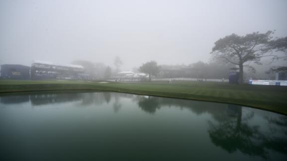 Torrey Pines fog