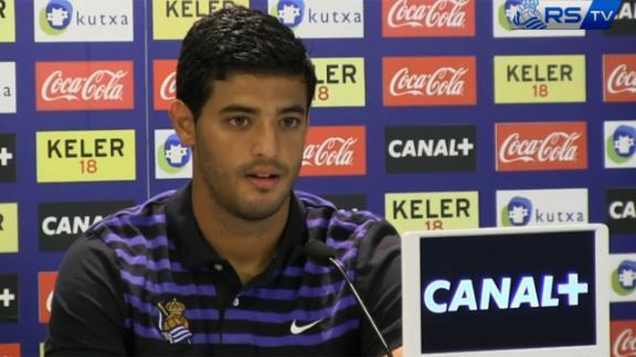 """""""Un nuevo comienzo"""" - Rueda de prensa del Royal Sporting Club Anderletch Hu_130730_Deportes_FUTBOL_Carlos_Vela_Mundial_2"""