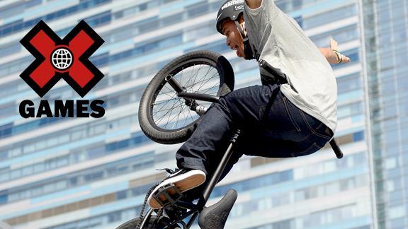 X Games Bmx Street 2013 Street Bmx Game images