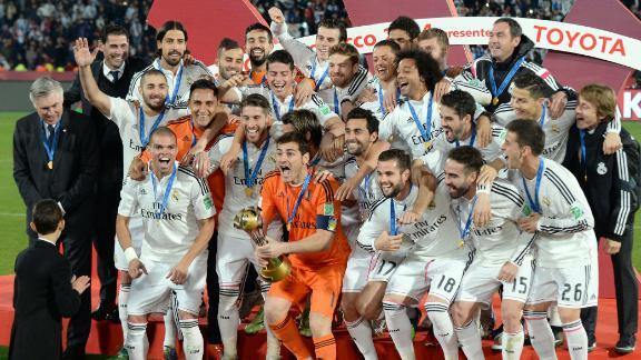 Nacional y Real Madrid Real Madrid el Mejor Club de