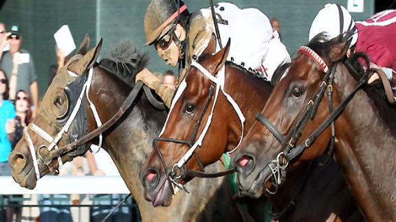 Route de la Breeders' Cup 2015 - Page 3 Com_151005_Juddmonte_Spinster_Stakes