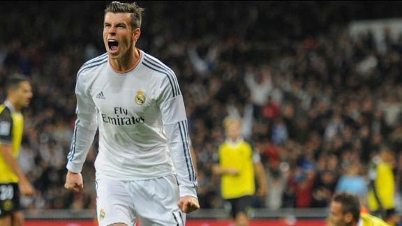 Gareth Bale Nafsu Gebuk Barcelona
