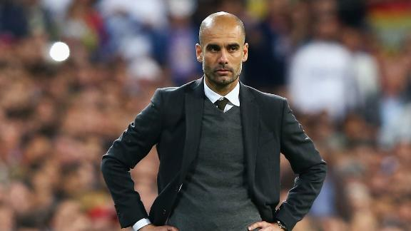 Manchester United to sound out under fire Bayern coach Pep Guardiola before confirming van Gaal [MEN]