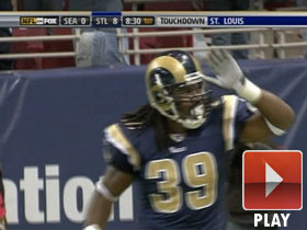 Can't-Miss Play: Steven Jackson TD run