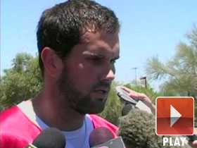 Leinart Not Resting on Laurels