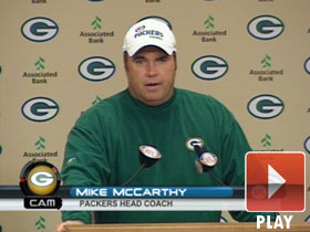 McCarthy on Favre's Return