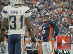 Chargers vs. Broncos: 4th quarter showdown