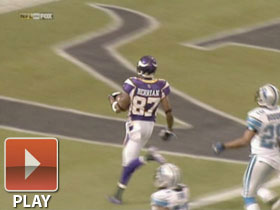 WK 6 Can't-Miss Play: Berrian burns the Lions