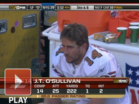 J.T. O'Sullivan highlights