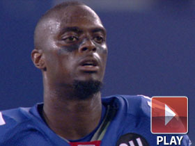 Plaxico Burress update