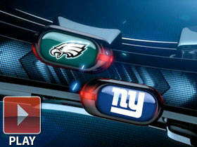 Philadelphia Eagles New York Giants