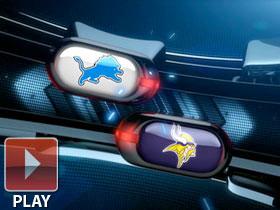 Minnesota Vikings Detroit Lions