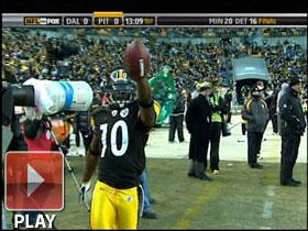 Pittsburgh Steelers Dallas Cowboys