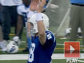Colts stride to playoffs