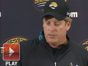 Jaguars react following game with Ravens