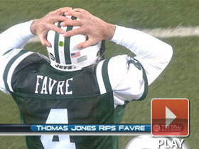 Favre back in New York in '09?