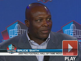 NFLTA: Bruce Smith - Hall of Fame