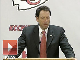 Haley named Chiefs' head coach
