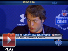 2009 Combine: Top QBs speak