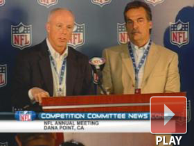 Competition Committee News Conference