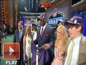 2009 Draft: Ravens No. 23 pick