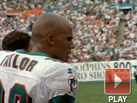 Jason Taylor back in Miami